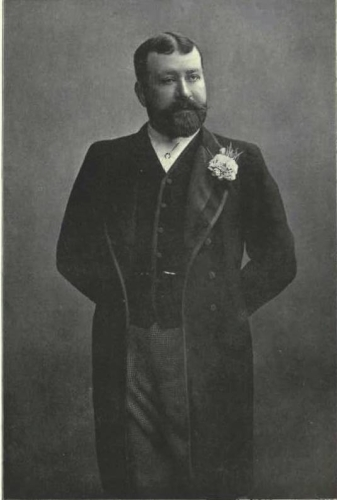 George R. Sims in 1903