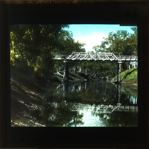 Slide showing scenic view in Australia