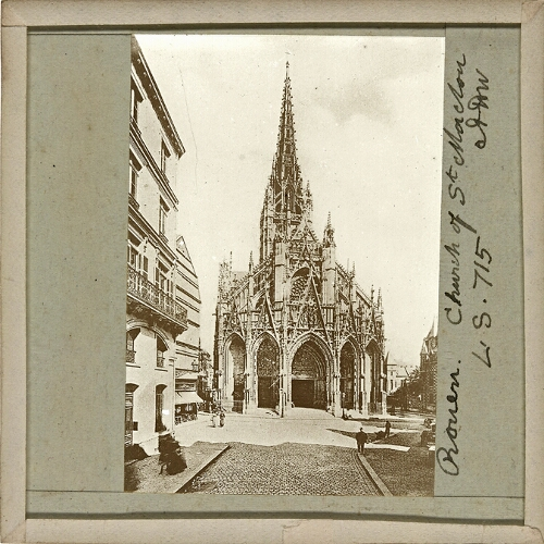 Rouen, Church of St Maclou